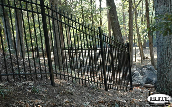 EFS-10 Elite Ornamental Aluminum Fence