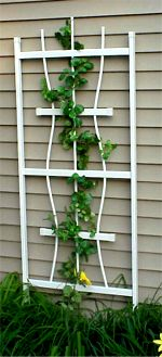 Vinyl Trellises by Duratel