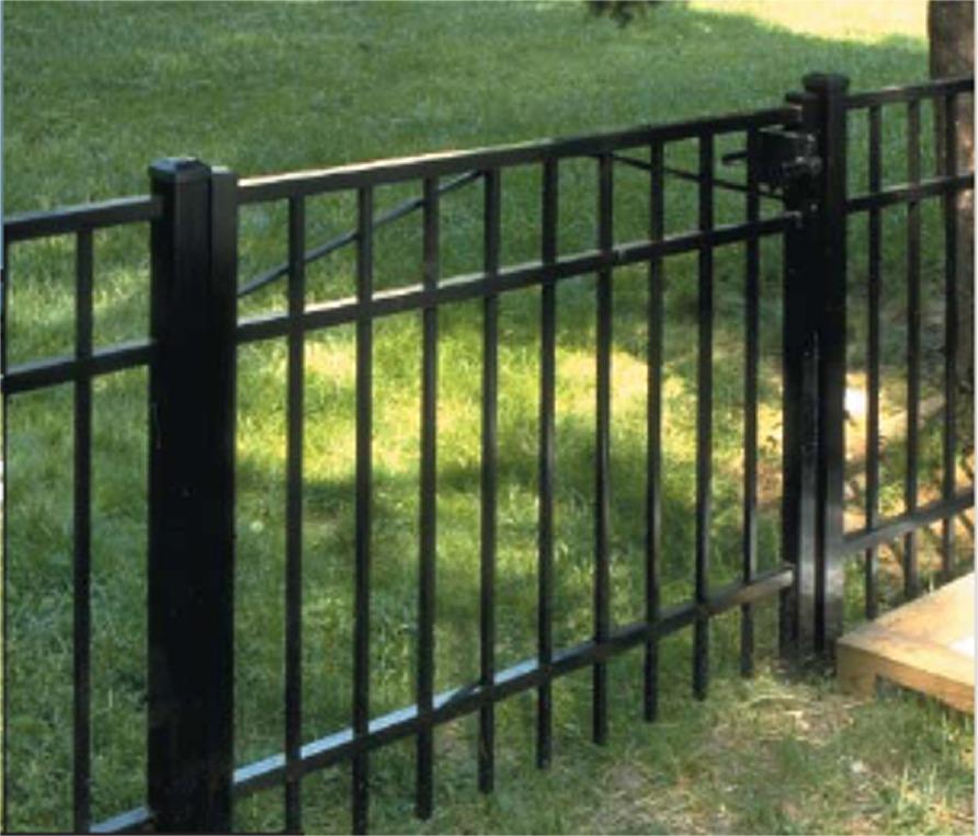 Jerith aluminum fence gates discount supply inc