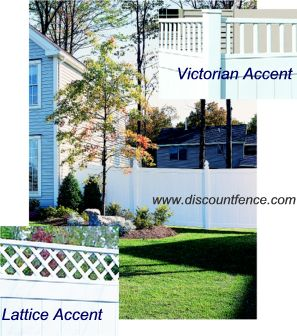 Chesterfield Privacy Vinyl Fencing offers tongue and groove construction