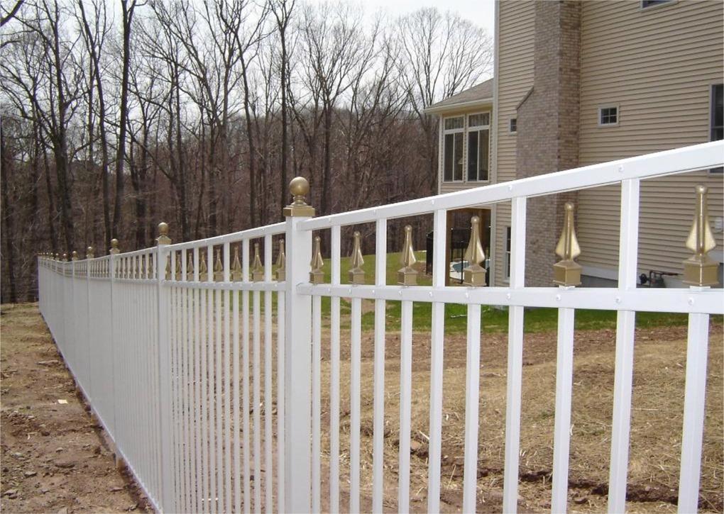 24a Ornamental Iron Fence Finials 1 2 Inch Sq Cast Supply
