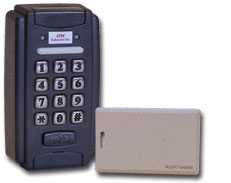 Water-Proof Proximity Keypad Access