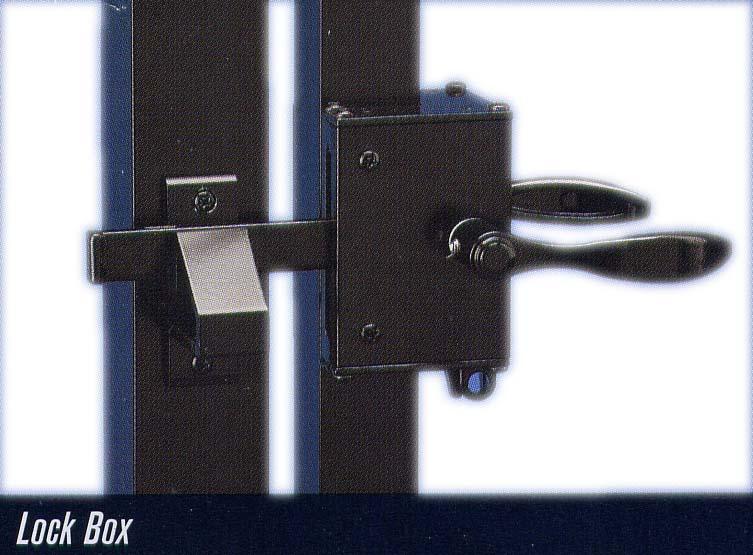 Fence Door Lock Amp Yardlock Keyless Wood Gate Combination Lock Kit