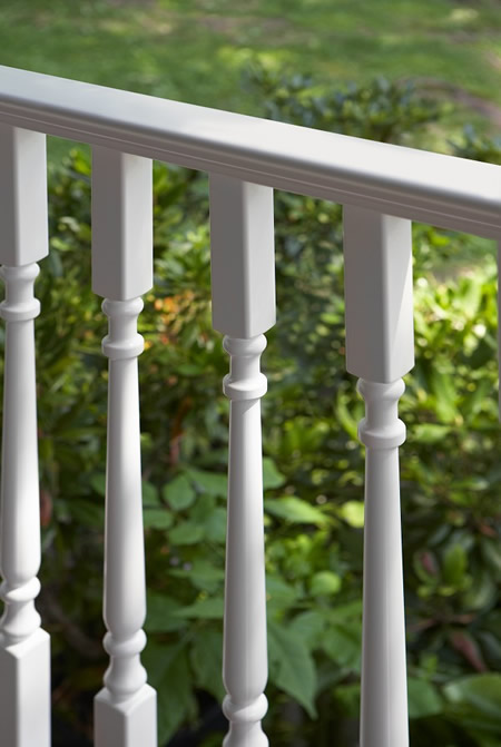 Kingston Vinyl Railing System