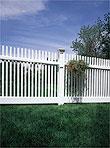 Manchester Vinyl Fence