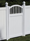 Chesterfield Victorian Accent Gate
