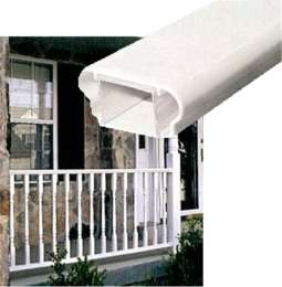 Kingston Vinyl Railing Systems, Porch Posts & Handrail