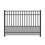Jerith Safety Pup Aluminum Fence