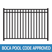 Jerith Windsor Aluminum Fence