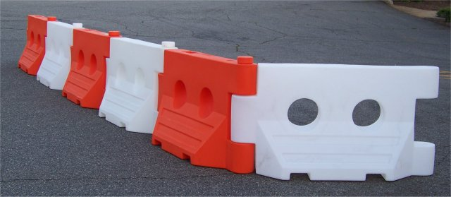 Water Filled Barriers Traffic Safety Systems By